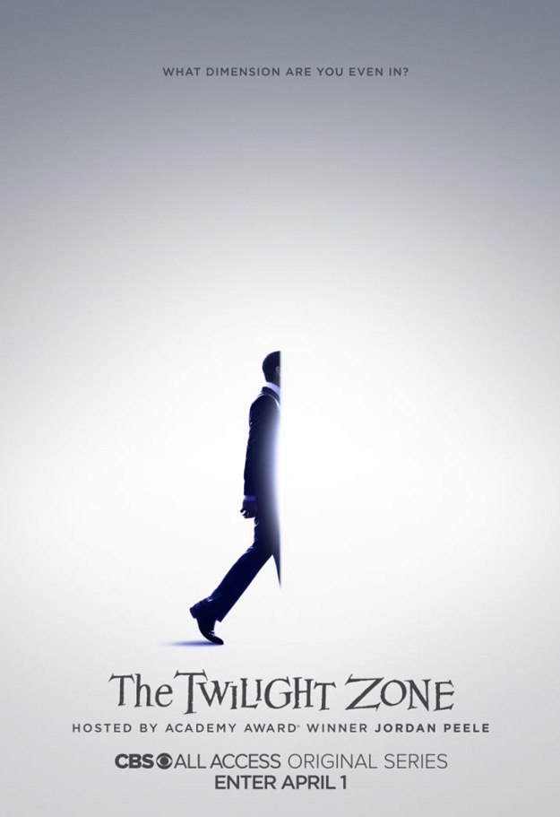 "Primer cartel de ""The Twilight Zone"" sigo XXI"