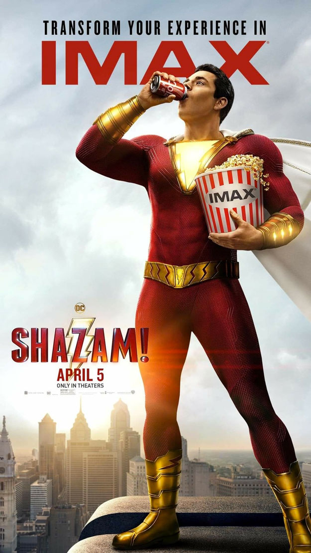 Shazam! es el rey del product placement 9842bdb6e0b