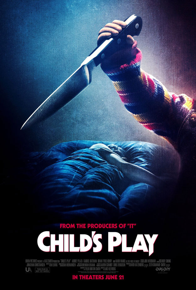 Un nuevo cartel de Child's Play