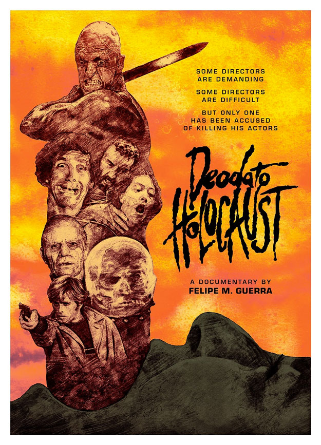 """Deodato Holocaust"", documental sobre Ruggero Deodato, vida y obra del director de Holocausto caníbal"