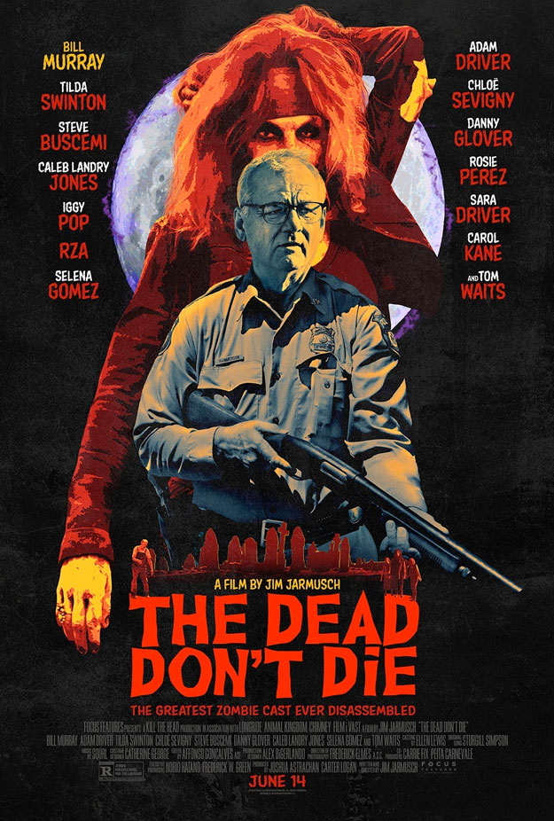 Cartel de The Dead don't Die