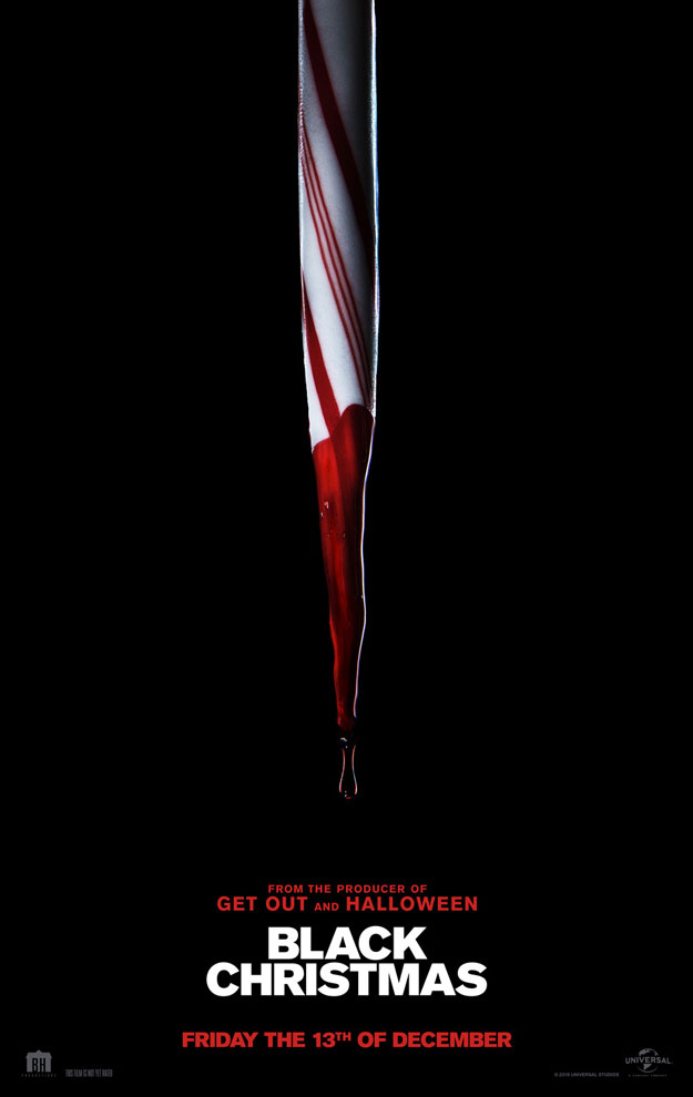 Cartel debut de Black Christmas