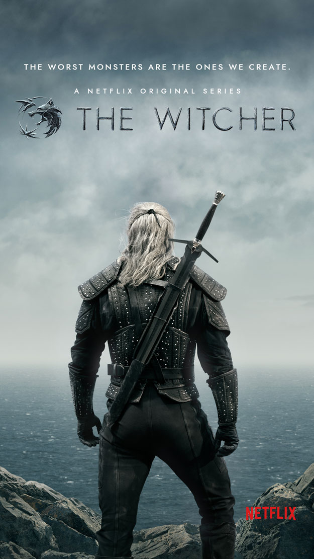 "Cartel de ""The Witcher"""