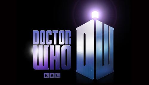 """El renovado y molón logo de """"Doctor Who"""""""