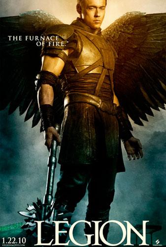 Uno de los pósters de Legion