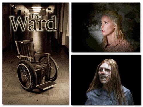 Teaser póster e imágenes de The Ward de John Carpenter