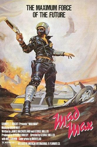 Póster de Mad Max