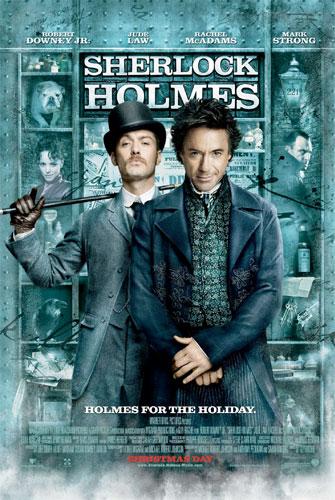 Nuevo cartel de Sherlock Holmes