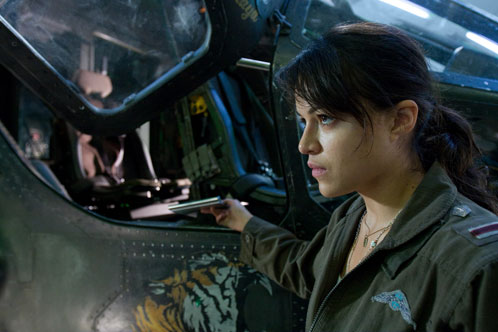 Michelle Rodriguez en Avatar de James Cameron