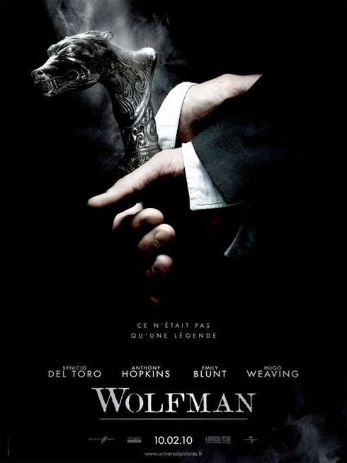 Nuevo cartel de The Wolfman