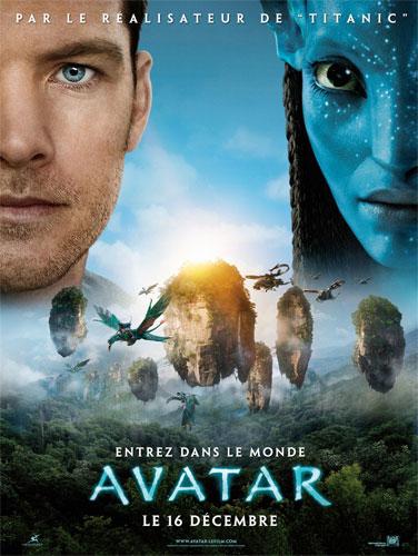 Nuevo cartel de Avatar