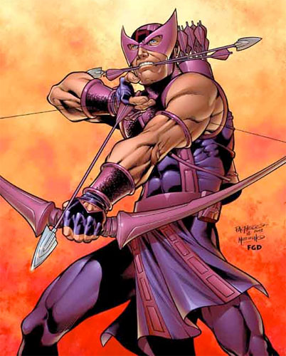 ¿Veremos a Hawkeye en The Avengers?