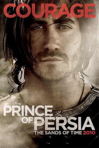Nuevo cartel de Prince of Persia: The Sands of Time