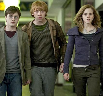Primera imagen oficial de Harry Potter and the Deathly Hallows