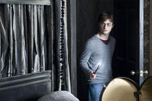 Otra insulsa imagen de Harry Potter y las reliquias de la muerte