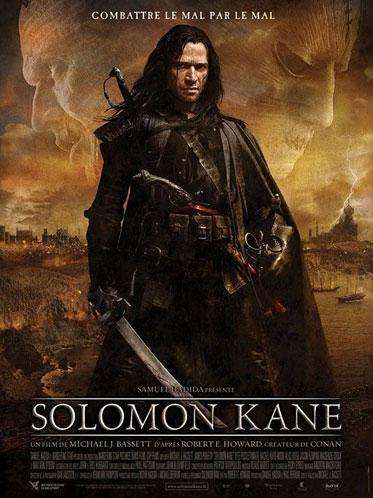 Póster internacional de Solomon Kane