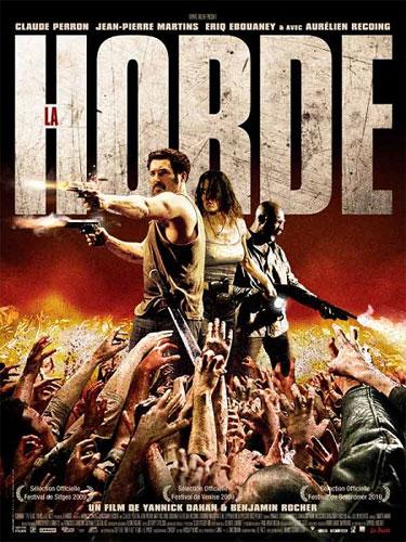 Nuevo cartel de La Horde... epopeya zombi francesa