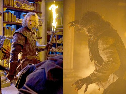 Nuevas imágenes de Season of the Witch y The Wolfman