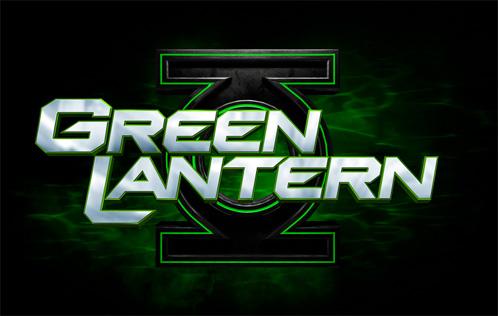 Logo oficial de Green Lantern la película