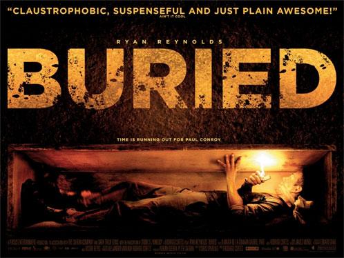 Nuevo cartel de Buried