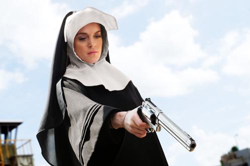 Nueva imagen de Lindsay Lohan en Machete