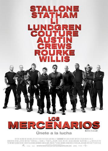 Cartel de Los mercenarios