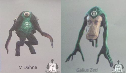 M'Dahna y Galius Zed