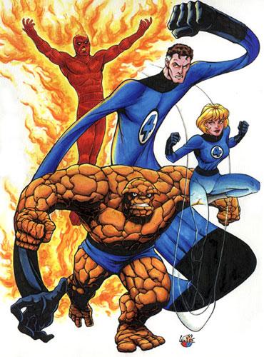 ¿Renacerán los 4 Fantásticos?