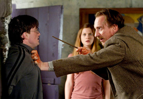 Nueva imagen de Harry Potter y las reliquias de la muerte