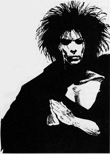 """The Sandman"""