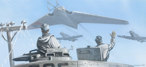 Nuevo detalle conceptual de Panzer 88