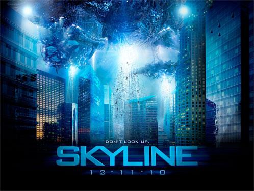 Nuevo quad póster de Skyline