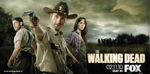 """Nuevo cartel de """"The Walking Dead"""""""