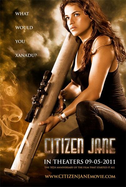 Lo más WTF y OMG de la historia... Citizen Jane, el remake de Ciudadano Kane