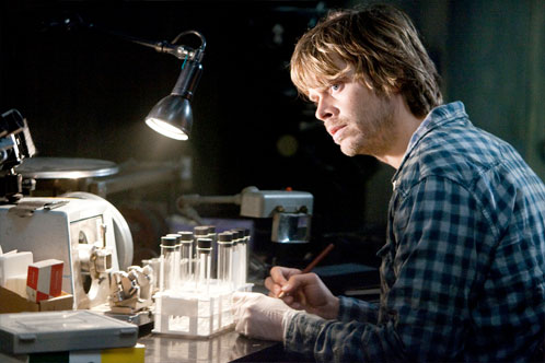 Eric Christian Olsen en The Thing