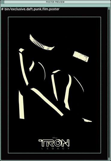 Nuevo póster de Tron Legacy