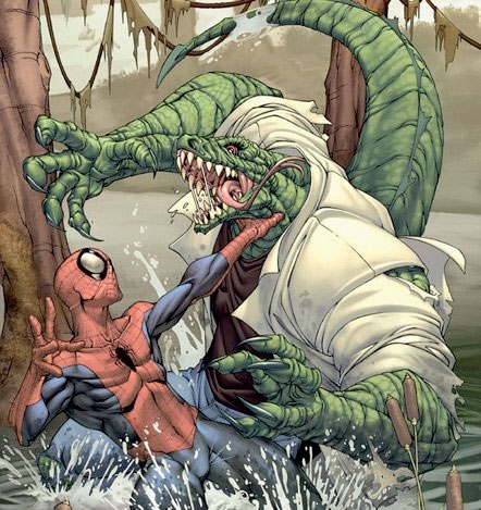Spider-Man se medirá finalmente a The Lizard!