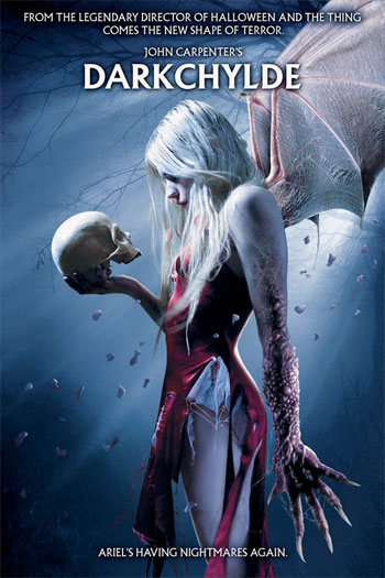 Primer teaser póster de John Carpenter's DarkChylde