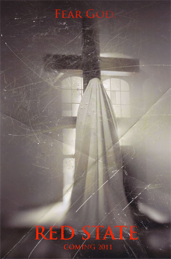 Primer teaser póster de Red State de Kevin Smith