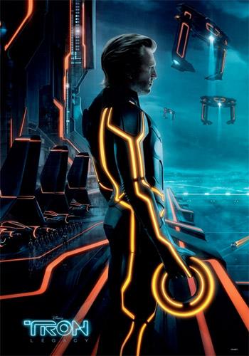 Nuevo póster de TRON: Legacy