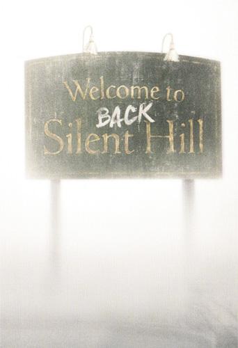 Cartel presentación de Silent Hill 2: Revelations 3D