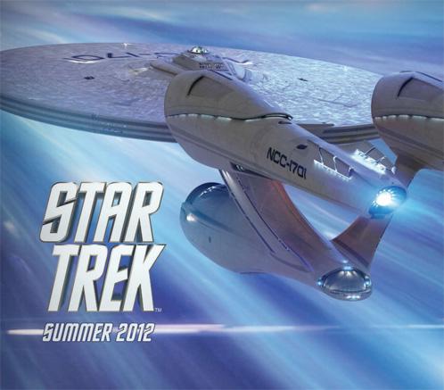 Supuesta promo para Star Trek 2