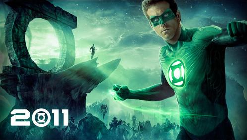 Primer banner de Green Lantern