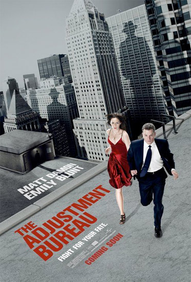 Nuevo cartel de The Adjustment Bureau
