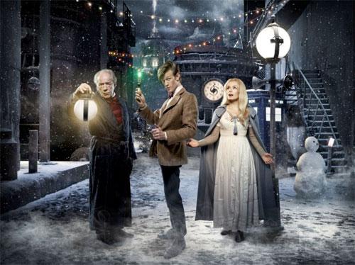 Doctor Who: A Christmas Carol. Especial de navidad de este año del Doctor Who