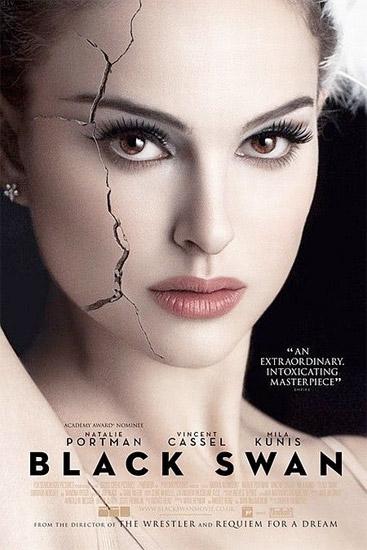 Otro cartel más de Black Swan de Darren Aronofsky