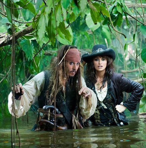 Primera imagen oficial de Piratas del Caribe: en mareas misteriosas