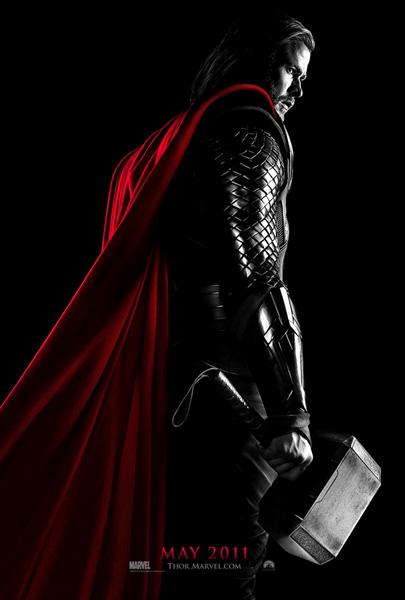 Primer teaser póster de Thor