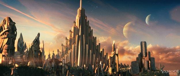 La brillante Asgard
