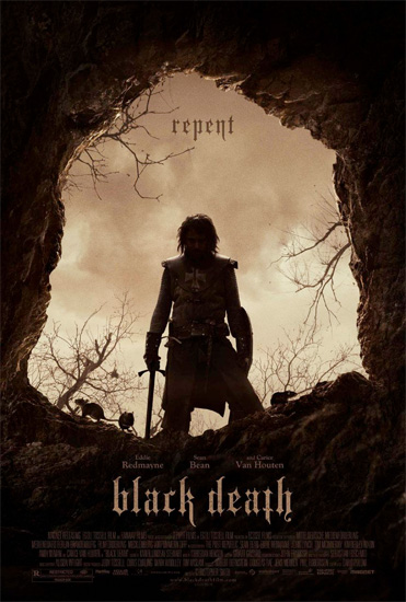 Primer cartel de Black Death